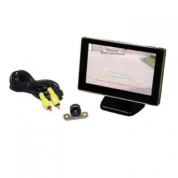 Durite 0-776-43 Vehicle Reversing Camera